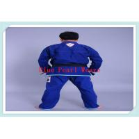 Wholesale bjj gi gi jiu jitsu gi  uniform blue bjj gi from china suppliers