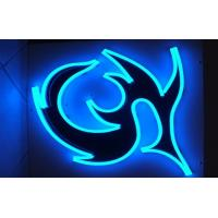 Wholesale Ultrabright PVC Blue Led Lights Flexible Filled Led Neon Sign 110V 230V With 218W / Roll from china suppliers
