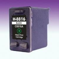 Wholesale Remanufactured Ink Cartridge C8816AA, Suitable for DeskJet Inkjet Printers from china suppliers