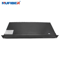 Wholesale 32BNC Video Optical Multiplexer Fiber Optic Video Transmitter And Receiver from china suppliers