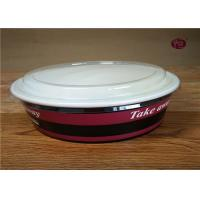 10 Oz 12 Oz 16 Oz Paper Salad Bowls Customized Disposable Party Plates And Cups