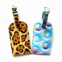 Wholesale Personal Decoration Luggage Tags with Nominal Quotation, Made of Plastic from china suppliers