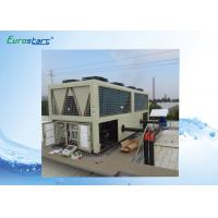 Wholesale Heat Recovery Air Source Heat Pump Semi Hermetic Screw Compressor from china suppliers