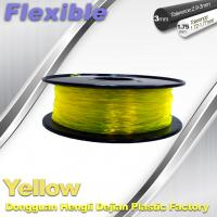 Wholesale High Elasticity TPU 1.75mm /3.0mm ,  Flexible Filament For 3D Printing Filament Materials from china suppliers