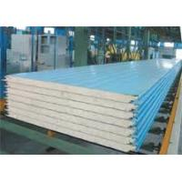 Wholesale Polyurethane Composite Sandwich Panels Roof Sandwich Panel Class B Fireproof from china suppliers