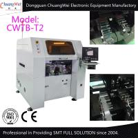Wholesale High Precision ±0.05mm TPJ 1408 High Speed Sticker Machine For LED from china suppliers