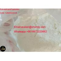 Buy cheap CAS 129453-61-8 99% Purity White Raw Anti Estrogen Steroids Powder Breast Cancer from wholesalers
