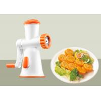 Buy cheap Eco Friendly Hand Operated Food Processor , Mini Food Chopper from wholesalers