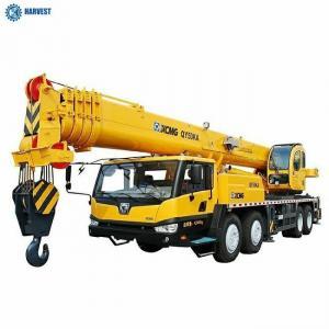 China 58.1m Lifting Height 50 Ton QY50KA XCMG 5 Section U Type Boom Truck Crane on sale