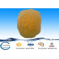 China ISO/ BV Coagulant Poly Ferric Sulphate electronics water treatment chemical on sale