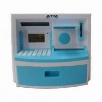 China ATM Bank Toy with Safety Jaw Control and Voice Function on sale