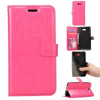 Wholesale Wallet Stand Samsung J5 Leather Case , Dirt Proof Samsung J5 Flip Cover from china suppliers