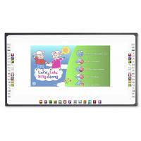 Wholesale Big Projection Screen Size Optical Interactive Whiteboard Finger Writing for School from china suppliers