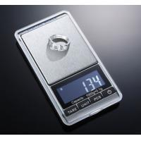 China Digital pocket Jewelry Scale 1000g Weight Electronic LCD Carrying Pouch on sale