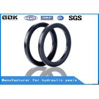 China Machinery Parts Rubber Piston Seal , OK Seal Hydraulic Cylinder Piston Rings on sale