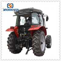 Wholesale 100hp 110hp 120hp 130hp 140Hp 150hp 4x4 Farm Equipment Tractor from china suppliers