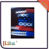 Wholesale Single Side Bracket Metal Fixing Band With Holes Galvanized Plate from china suppliers