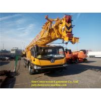 China High Efficiency Hydraulic Mobile Crane XCMG QY50KA Max Lifting Weight 50 Tons on sale