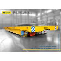 Wholesale Large Capacity Rail Carriage Transfer Cart with Casting Wheels from china suppliers