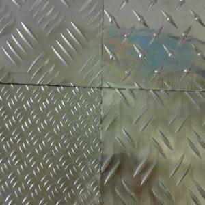 Aluminum checkered plate/diamond plate