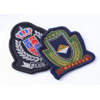 custom embroidered patches beret cap badge cool