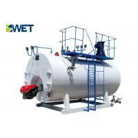 Wholesale Energy Saving Oil Fired Hot Water Boiler 95.36% Efficiency ISO9001 Approval from china suppliers