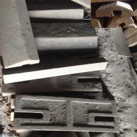 Buy cheap Wear resistant steel plate SMK02 Spare Parts Impact Plate Casting Mining Crusher from wholesalers