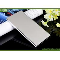 Wholesale External Battery Fast Charging Power Bank 6000mAh Environment - Friendly from china suppliers