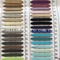 Wholesale Resistant  PU Synthetic Leather soft leather fabric materials from china suppliers