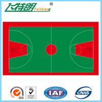 China All Weather Polyurethaning Floors Anti - Slip Floor Paint Gym Sports Flooring on sale