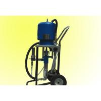 Air compressor assisted airless pump piston airless for Air or airless paint sprayer