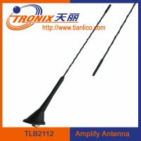 Wholesale foldable mast car antenna/ roof mount car electronic antenna/ amplifier am fm car antenna TLB2112 from china suppliers