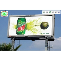 Wholesale Big Outdoor LED Display Screen P8 P10 Large Advertising Billboard with 3840Hz Refresh rate from china suppliers