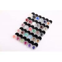 Wholesale Glass Bottle Makeup Gel Liner Pencil / Colorful Gel Based Eyeliner For Makeup from china suppliers