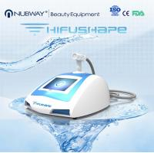 2016 Amazing result! high quality, portable ultrasonic hifu body slimming machine