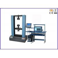 Wholesale Universal Tensile Testing Machine / Lab Testing Equipment 1 ~ 20KN Computer Servo Control from china suppliers