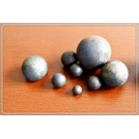 Wholesale High Carbon 120MM forged steel grinding media balls For Ball Mill from china suppliers
