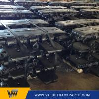 Wholesale Liebherr LR1600 Crawler Crane Track Shoe Track Pad Track Plate from china suppliers