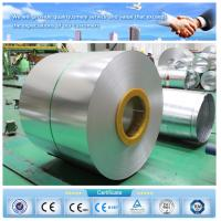 Buy cheap Width1250mm*Thickness 0.45mm, aluzinc coated hot dipped galvalume steel coil from Wholesalers