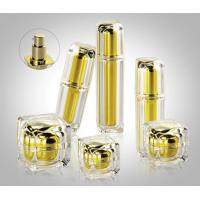 Wholesale Custom-made 15ml 30ml 50ml Crystal Acrylic Lotion Bottles from china suppliers