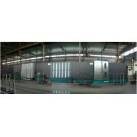 Wholesale Vertical Automatic Insulating Glass Production Line , Insulating Glass Machine from china suppliers