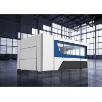 Wholesale 500w IPG Fiber Laser Cutting Machine 1500x3000mm for Stainless steel from china suppliers