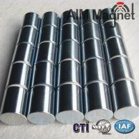China High Gauss Neodymium Rod Magnets for Magnetic Seperators on sale