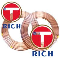 Wholesale TORICH C11000 Capillary Coil Copper Pipe Copper Tube for Air Condition Or Refrigerator from china suppliers