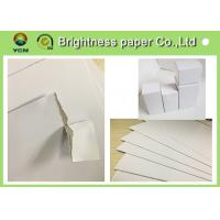 Wholesale CCWB Customized White Cardboard Paper Sheets , Paper Packaging Board For Medicine from china suppliers