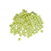 Loose Stud Hotfix Dome Studs High Color Accuracy Environmentally Friendly