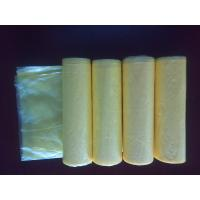 China HDPE 30 Liter Colored Garbage Bags ,Plastic High Density Trash Bags 450 * 500mm on sale