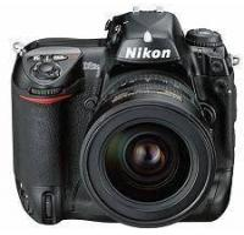 Nikon D2Hs Digital SLR Camera W 2GB ENEL4 KIT NE