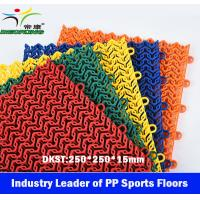 Wholesale Tennis Court Floor, Tennis Court Floor Tiles, Modular PP Floor for Tennis Court from china suppliers
