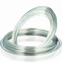 Buy cheap Silver Plated Copper Wire for rivet and Jewelry Making with SGS, RoHS approved from Wholesalers